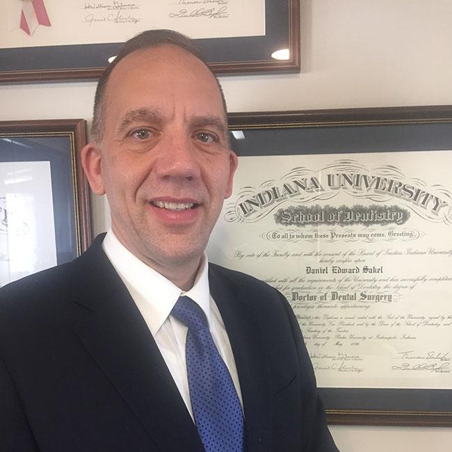 Dr. Dan Sakel